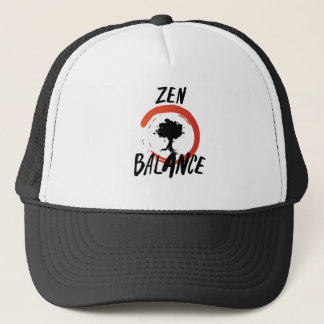 Zen Balance Trucker Hat