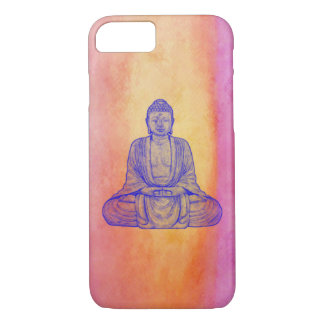 Zen Buddha iPhone 7 Case