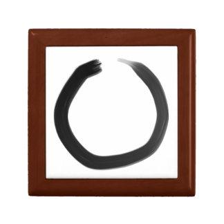Zen Buddhist Enso Circle Gift Box