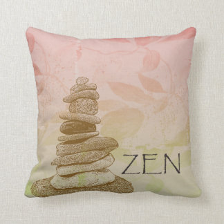 Zen Cairn Cushion