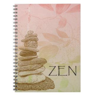Zen Cairn Notebook