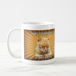 Zen Cat Coffee Mug