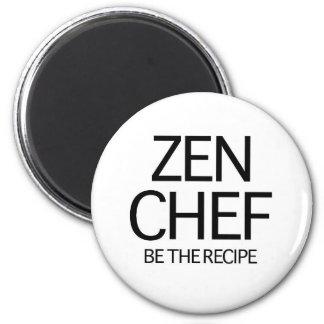 Zen Chef Magnet