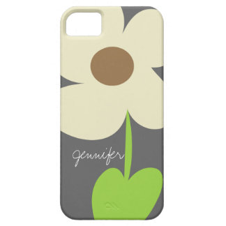 Zen Daisy Personalized iPhone 5/5S Case