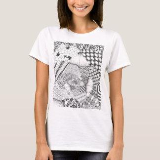 Zen Doodle Tee Shirt