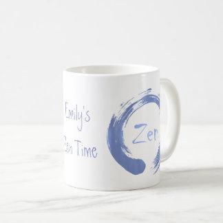 Zen Ensō Personalized Mug
