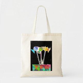 zen fish bag
