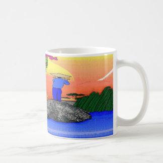 Zen Flute Coffee Mug