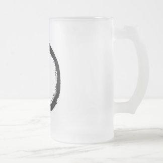 Zen Frosted Glass Mug