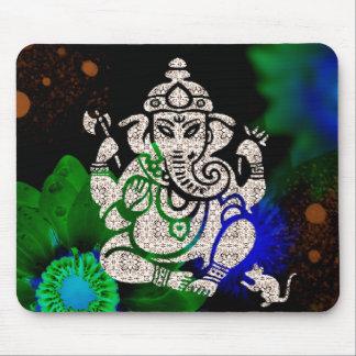 Zen Ganesh Mouse Pad