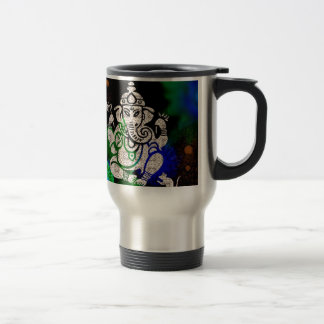 Zen Ganesh Travel Mug