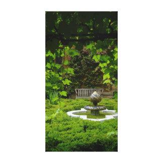 Zen Garden Canvas