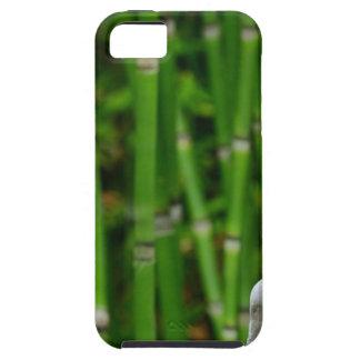 Zen Garden Meditation Monk Stones Bamboo Rest Tough iPhone 5 Case