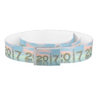 Zen happy new year 2017 - 3D render Belt