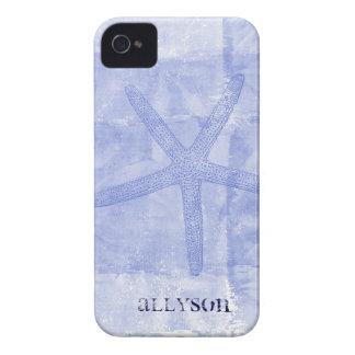 Zen Inspired Beach Theme Starfish iPhone 4 Cases