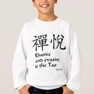 Zen Joy - Elusive is the Tao Sweatshirt