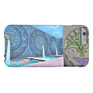 Zen Lotus Bath iPhone 6/6s Barely There Phone Case