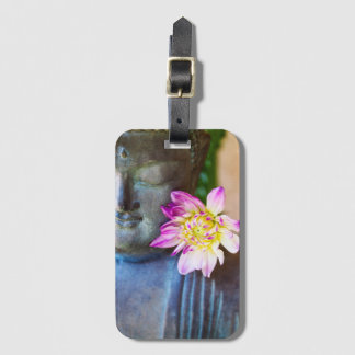 Zen luggage tag with or without business card slot