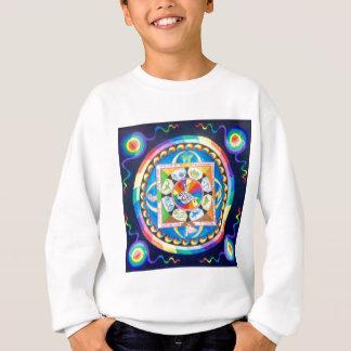 Zen Mandala Sweatshirt