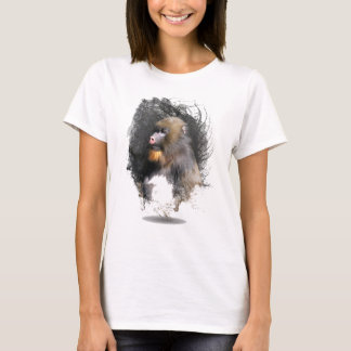 Zen Master Mandrill T-Shirt