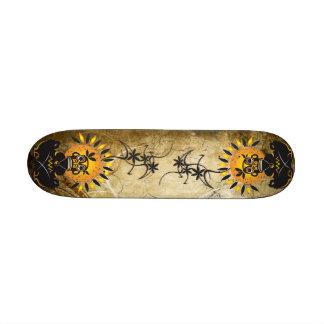 Zen Monkey Skateboard