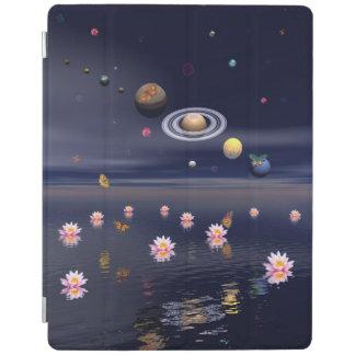 Zen night iPad cover