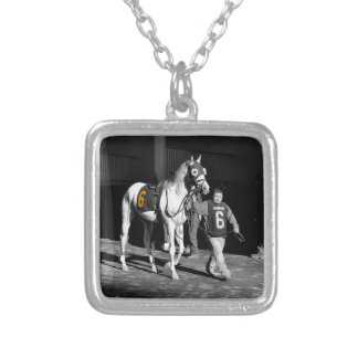 Zen Papa Silver Plated Necklace