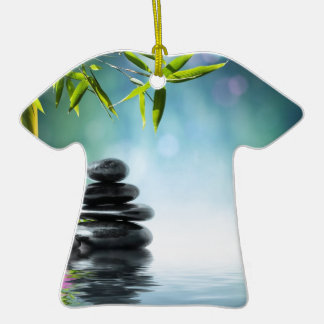 zen paradise aka Bali last summer- 2012 II Ceramic T-Shirt Decoration
