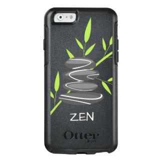 Zen pebble stones stacking iPhone 6 Otterbox case