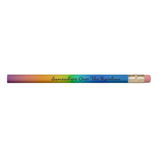 Zen Rainbow Pencil