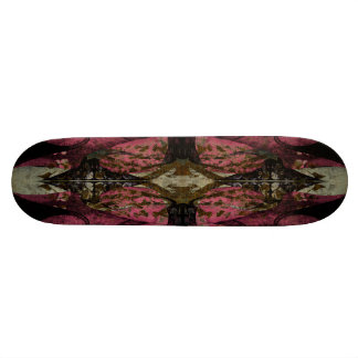Zen Rorschic 21.6 Cm Skateboard Deck