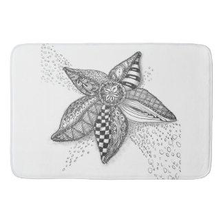 Zen Starfish Bath Mat