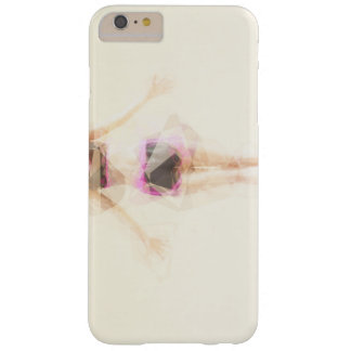 Zen State Concept Illustration with Woman Reaching Barely There iPhone 6 Plus Case