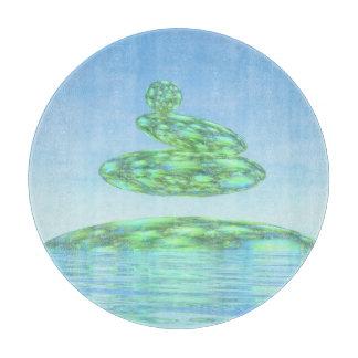 Zen stones - 3D render Cutting Boards