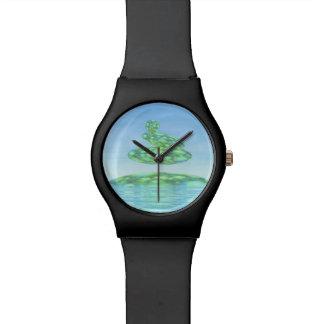 Zen stones - 3D render Watch