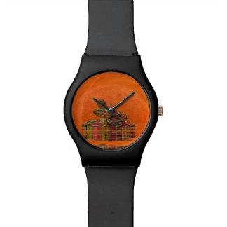 Zen stones - 3D render Wristwatch