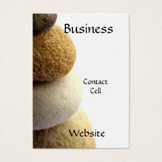 Zen Stones Business Card