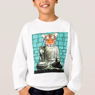 Zen Tiger Sweatshirt