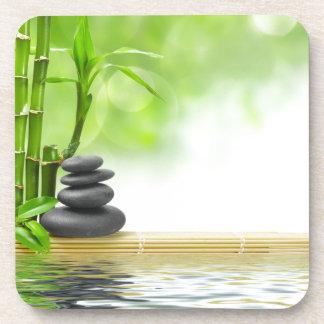 Zen tranquility water garden by healing love coasters