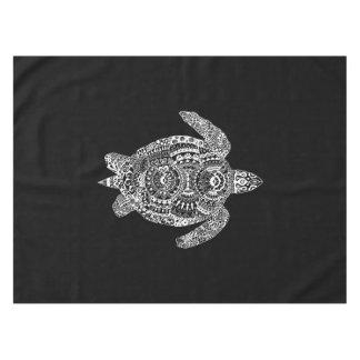 Zen Turtle Tablecloth
