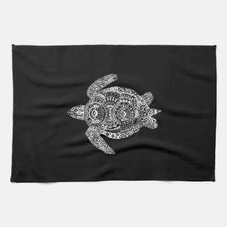 Zen Turtle Tea Towel