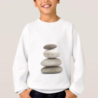 Zen yogo stones sweatshirt