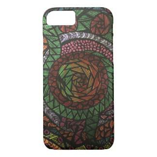 Zendoodle twister iPhone 7 case