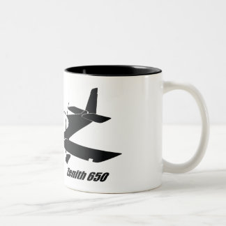 Zenith 650 Two-Tone coffee mug
