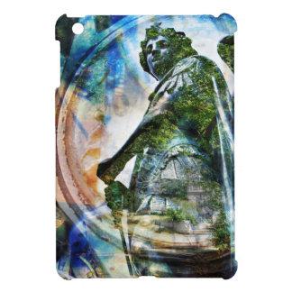 ZenKitten - Classical Roman Angel iPad Mini Case