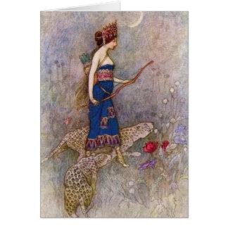 Zenobia - Queen of Palmyra, Card