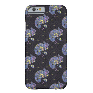Zentangle Lizard Barely There iPhone 6 Case