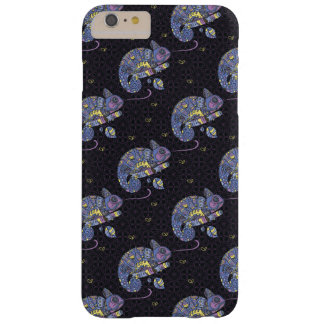Zentangle Lizard Barely There iPhone 6 Plus Case