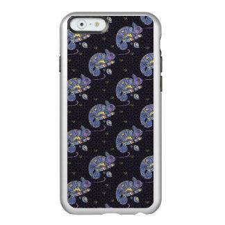 Zentangle Lizard Incipio Feather® Shine iPhone 6 Case