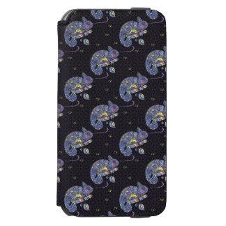Zentangle Lizard Incipio Watson™ iPhone 6 Wallet Case